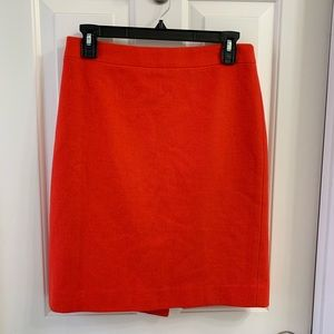 J. Crew The Pencil Skirt Size 2